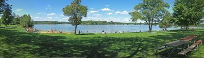 Pinckney Lake