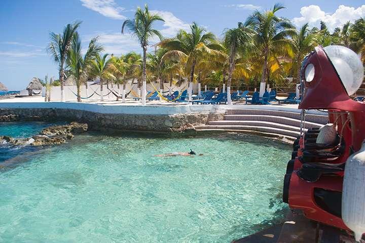 Hotel Cozumel Beach